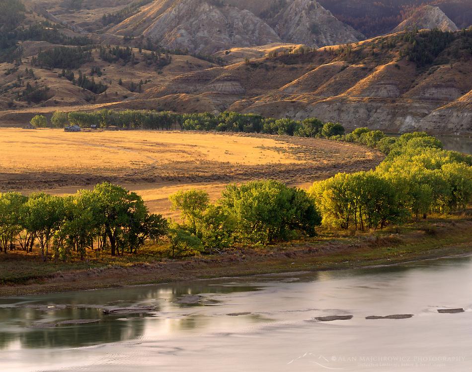 Upper Missouri River Breaks National Monument, Montana USA