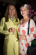 SOPHIE CONRAN;  COCO CONRAN  spotted at Bloom & Wild's exclusive event at 5 Hertford Street last night. 5 September 2017. The event was announcing the new partnership between the UK's most loved florist, Bloom & Wild and British floral design icon Nikki Tibbles Wild at Heart. Cocooned in swaths of vibrant Autumn blooms, guests enjoyed floral-inspired cocktails from Sipsmith and bubbles from Chandon, with canapés put on by 5 Hertford Street. Three limited edition bouquets from the partnership can be bought through Bloom & Wild's website from the 1st September.  bloomandwild.com/WAH
