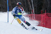 FIS Mens Slalom 1st run at Attitash December 16, 2010