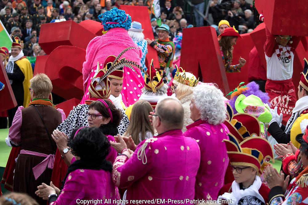 Koningsdag 2017 in Tilburg / Kingsday 2017 in Tilburg