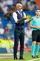 ACF Fiorentina's coach Stefano Pioli during Santiago Bernabeu Trophy. August 23,2017. (ALTERPHOTOS/Acero)