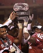 Football (NCAA) Oklahoma vs. Nebraska Big 12 Championship 12/02/2006