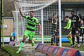 Forest Green Rovers v Yeovil Town 160219
