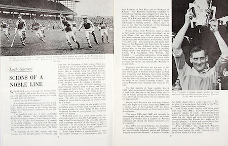 All Ireland Senior Hurling Championship Final,.01.09.1968, 09.01.1968, 1st September 1968,.Senior Tipperary v Wexford, Wexford 5-08 Tipperary 3-12,.Minor Wexford v Cork,..Scions of a Noble Line, .National League Final of 1956, .Nick O'Donnell 1960 All Ireland Final,