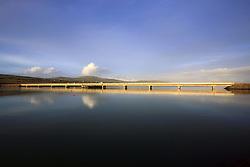 July 21, 2019 - Iveragh Peninsula, County Kerry, Ireland, Bridge To Valentia Island From Portmagee (Credit Image: © Peter Zoeller/Design Pics via ZUMA Wire)