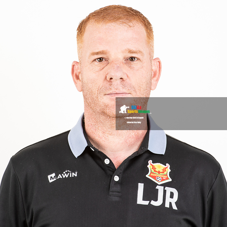 THAILAND - JUNE 29: Head Coach Liubomir Ristovski of Sukhothai FC on June 29, 2019.<br /> .<br /> .<br /> .<br /> (Photo by: Naratip Golf Srisupab/SEALs Sports Images/MB Media Solutions)
