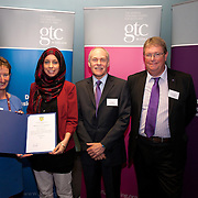 Images from the 2014 GTSC Probabtion Event Pictured are Jackie Brock (Chief Executive of Children First), Rima Lynn (Glasgow City),,Ken Muir (Chief Executive GTCS) and Derek Thompson (Convener GTCS). Thursday 12th June 2014.
