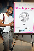 Johnny Nunez at The She-Blogs Launch Party sponsored by Belevedere Vodka and held at Saks Fifth Avenue on July 23, 2009 in New York City..Founded by Allyson Leakes, She-blogs.com is an empowerment blog geared to inspire women to reach fro their dreams and to help them realize that they can lead happy, balance and fulfiling lives