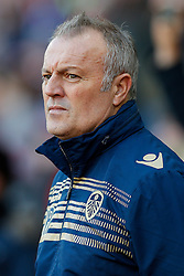 Leeds United Manager Neil Redfearn looks on - Photo mandatory by-line: Rogan Thomson/JMP - 07966 386802 - 04/01/2015 - SPORT - FOOTBALL - Sunderland, England - Stadium of Light - Sunderland v Leeds United - FA Cup Third Round Proper.