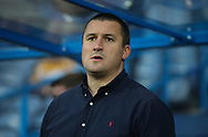 Chris Chester (Coach) of Wakefield Trinity during the Betfred Super League Super 8's match at the John Smiths Stadium, Huddersfield<br /> Picture by Stephen Gaunt/Focus Images Ltd +447904 833202<br /> 31/08/2018