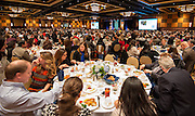 during the Houston ISD State of the Schools luncheon at the Hilton of the Americas, February 26, 2014.
