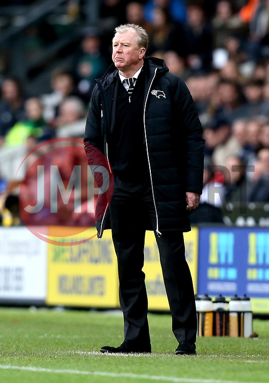 Derby County manager Steve McClaren - Mandatory by-line: Robbie Stephenson/JMP - 11/12/2016 - FOOTBALL - iPro Stadium - Derby, England - Derby County v Nottingham Forest - Sky Bet Championship