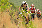 during stage 1 of the 2014 Absa Cape Epic Mountain Bike stage race held from Arabella Wines in Robertson, South Africa on the 24 March 2014<br /> <br /> Photo by Greg Beadle/Cape Epic/SPORTZPICS