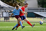 Football National Age Group Tournament at Petone Memorial Park, Lower Hutt, New Zealand on Thursday 14 December 2017. <br /> Photo by Masanori Udagawa. <br /> www.photowellington.photoshelter.com