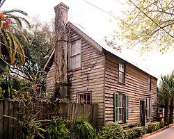Weathered House, Aviles Street