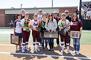 OC Softball Senior Day - 4/28/2018