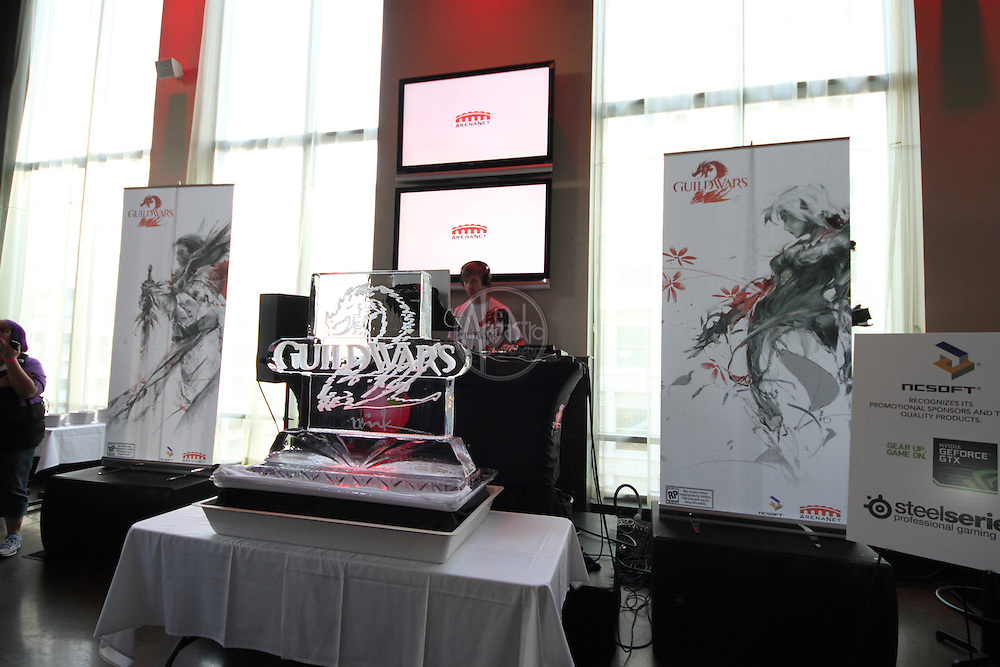 NCsoft & ArenaNet Guild Wars 2 Product Launch Party during PAX.
