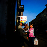 COLOR WHISPERS<br /> Poznan, Poland 2008<br /> Photography by Aaron Sosa