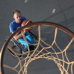 20190819: SLO, Basketball - Portrait of Robi Bojanec