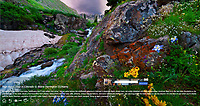 BING Photo of the Day, July 9, 2020; American Basin in the San Juan Mountains of Southwest Colorado USA. High Alpine Color.
