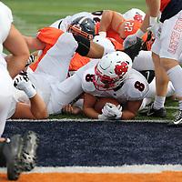 Football: Wheaton College (Illinois) Thunder vs. North Central College Cardinals