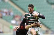 The Middlesex Sevens, Twickenham Stadium, Twickenham, GREAT BRITAIN, 12.08.2006. Rugby, Leicester Tiger vs Saracens, Ian HUMPHRIES, Photo  Peter Spurrier/Intersport Images.email images@intersport-images.com...