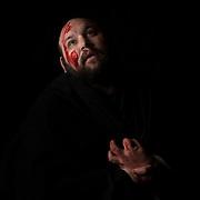 Ryan William Downey as Macbeth, 2017