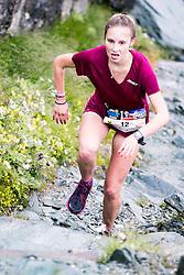 17.07.2016, Grossglockner Hochalpenstrasse, Heiligenblut, AUT, Grossglockner Berglauf 2016, im Bild Nada  Balcarczyk (GER) // during the 2016 Grossglockner Mountain Run. Heiligenblut, Austria on 2016/07/17. EXPA Pictures © 2016, PhotoCredit: EXPA/ Johann Groder