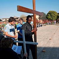 Via Crucis dei detenuti