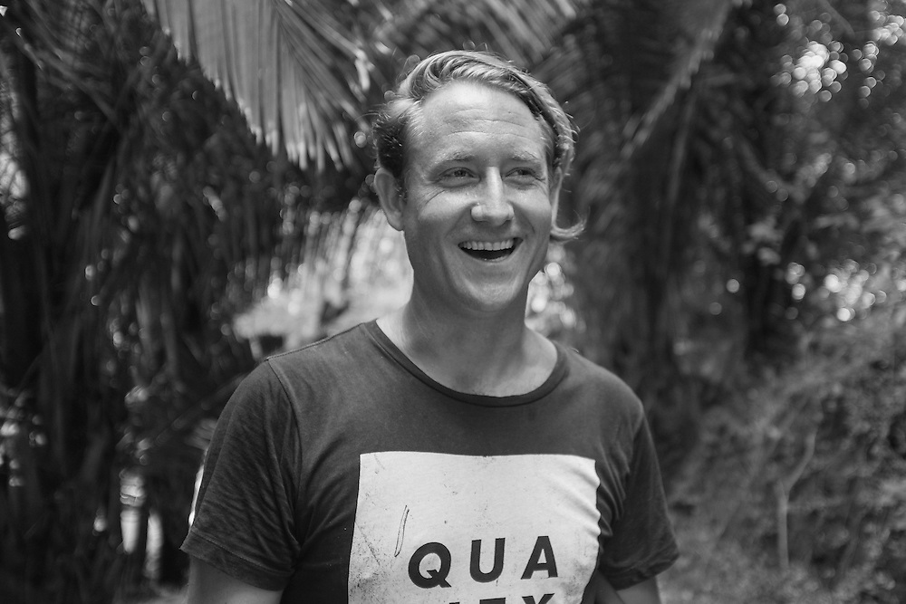 Ed Fladung of Qualty Peoples in Punta Burros, Mexico