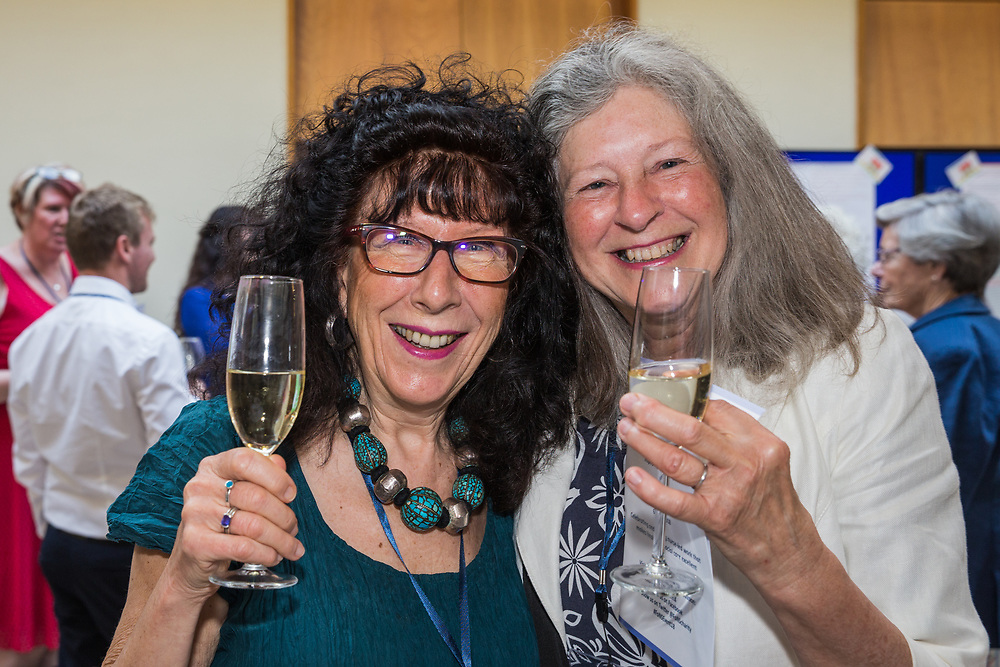 Foundation of Nursing Studies (FoNS) Celebration Event at FoNS in London, England on Wednesday 06 June 2018 Photo Jane Stokes