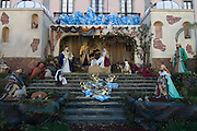 Christian statues for the christmas celebration at La Orotava, Teneriffa, Canary islands,Spain