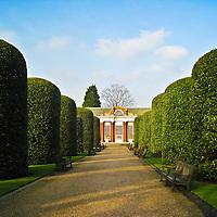Princess Diana's Suite at Kensington Palace just after Dawn