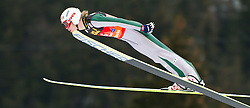 29.12.2011, Schattenbergschanze / Erdinger Arena, Oberstdorf, GER, 60. Vierschanzentournee, FIS Weldcup, Training, Ski Springen, im Bild Atle Pedersen Roensen (NOR) // Atle Pedersen Roensen of Norway during training at 60th Four-Hills-Tournament, FIS World Cup in Oberstdorf, Germany on 2011/12/29. EXPA Pictures © 2011, PhotoCredit: EXPA/ P.Rinderer