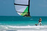 Cuba, 2009 - Kiteboarding adventure on the North east coast in Ciego de Ávila, and Camagüey province with pro riders Clarissa Hempel and Susi Mai.