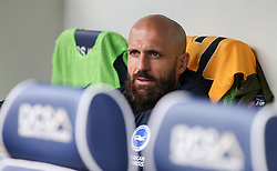 Bruno Saltor of Brighton and Hove Albion - Mandatory by-line: Arron Gent/JMP - 17/03/2019 - FOOTBALL - The Den - London, England - Millwall v Brighton and Hove Albion - Emirates FA Cup Quarter Final