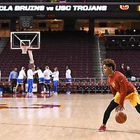 USC Women's Basketball v UCLA | 2017 | HR