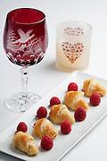 Francesca's Mini Ham & Cheese Croissants // www.florastable.com