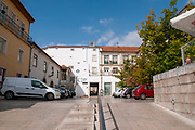 patio da Inquisicao, Inquisition Square, Coimbra, Portugal