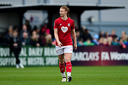 Meaghan Sargeant of Bristol City - Mandatory by-line: Ryan Hiscott/JMP - 24/11/2019 - FOOTBALL - Stoke Gifford Stadium - Bristol, England - Bristol City Women v Manchester City Women - Barclays FA Women's Super League
