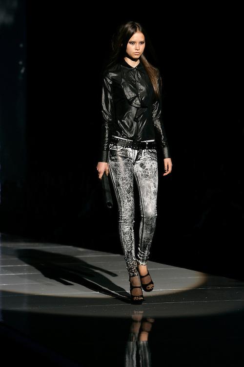 Rock & Republic Spring/Summer 2009 runway show Sept 6, 2008 New York Mercedes Benz Fashion Week