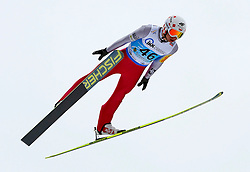 13.02.2013, Vogtland Arena, Kingenthal, GER, FIS Ski Sprung Weltcup, im Bild Kamil Stoch, Polen // during the FIS Skijumping Worldcup at the Vogtland Arena, Kingenthal, Germany on 2013/02/13. EXPA Pictures © 2013, PhotoCredit: EXPA/ Eibner/ Ingo Jensen..***** ATTENTION - OUT OF GER *****