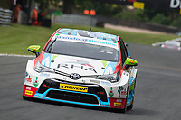 #80 Tom Ingram Speedworks Motorsport  Toyota Avensis  during Round 4 of the British Touring Car Championship  as part of the BTCC Championship at Oulton Park, Little Budworth, Cheshire, United Kingdom. May 20 2017. World Copyright Peter Taylor/PSP.