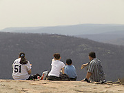 A family gathering on Sundays on top of Bear Mountain NY