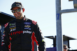 September 14, 2018 - Las Vegas, Nevada, United States of America - Matt DiBenedetto (32) hangs out on pit road before qualifying for the South Point 400 at Las Vegas Motor Speedway in Las Vegas, Nevada. (Credit Image: © Chris Owens Asp Inc/ASP via ZUMA Wire)