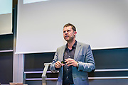 20170818 Kristiansand, <br /> <br /> Universitetet i Agder<br /> <br /> Informasjonsmøte store auditoriumet på Campus Kristiansand for Institutt for informasjonssystemer<br /> <br /> Foto: Kjell Inge Søreide