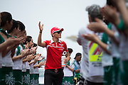 March 29, 2014 - Sepang, Malaysia. Malaysian Formula One Grand Prix. Max Chilton, Marussia F1 team<br /> <br /> © Jamey Price / James Moy Photography