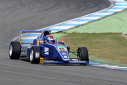 Toni Wolf (GER) (KUG-Motorsport) beim ADAC Formel 4 Rennen am Hockenheimring.  / 300916<br /> <br /> <br /> ***ADAC Formula 4 race on October 1, 2016 in Hockenheim, Germany.***
