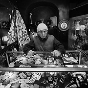 London January 22nd Portobello traders are particularly worried and concerned, they  fear for the Market's future after Lipka's Antiques Arcade, where more than 150 traders had their stalls, was redeveloped to accommodate the large High street chain store AllSaints.