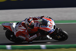 November 10, 2017 - Valencia, Valencia, Spain - 51 Michele Pirro (ITA) Ducati Team during free practice at the Gran Premio Motul de la Comunitat Valenciana, Circuit of Ricardo Tormo,Valencia, Spain. Friday 10th of november 2017. (Credit Image: © Jose Breton/NurPhoto via ZUMA Press)